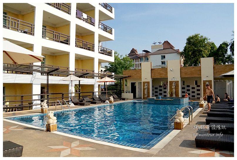 泰國golden sea pattaya hotel 芭達雅黃金海岸酒店00927