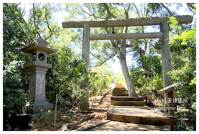 花蓮景點推薦保存相當完整的【玉里神社】