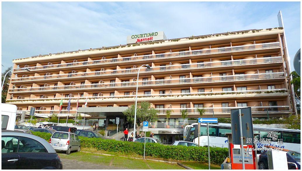 義大利中央公園酒店COURTYARD MARRIOTT CENTRAL PARK