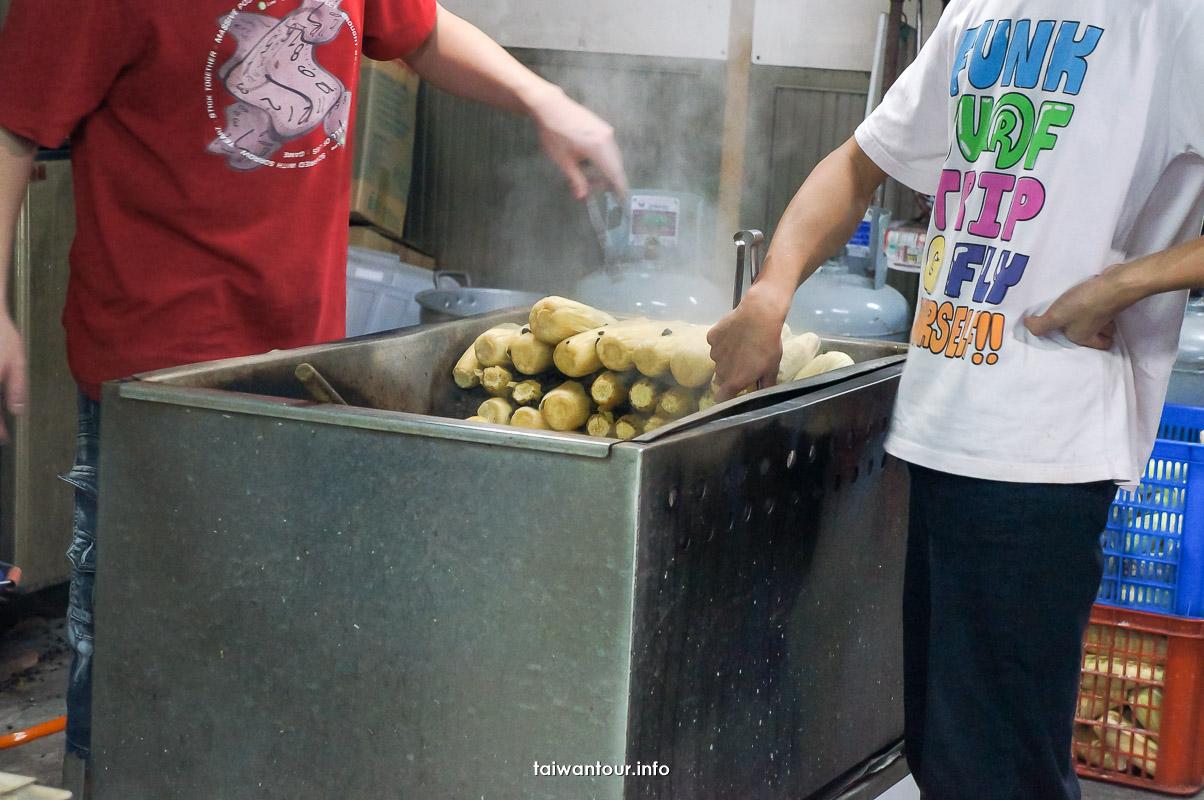 【知味鄉烤玉米】萬里美食必吃推薦超多人排隊烤玉米