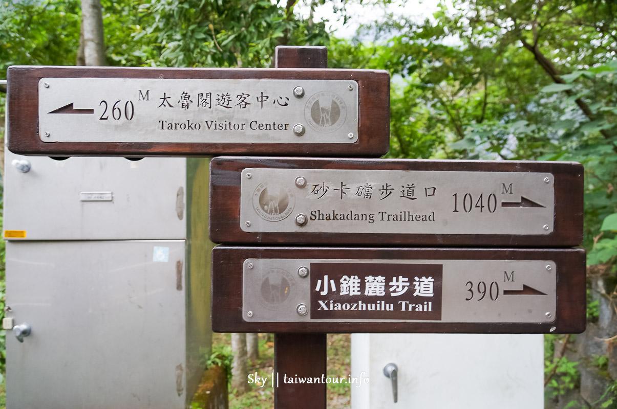 花蓮景點推薦【小錐麓步道】秀林鄉太魯閣國家公園空中步道