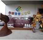台南景點推薦金屬創意館 DIY觀光工廠DSC06166