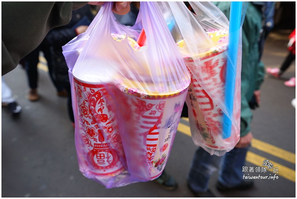 台中美食推薦-一中街超順口傳統特色飲品【鳳梅冰】