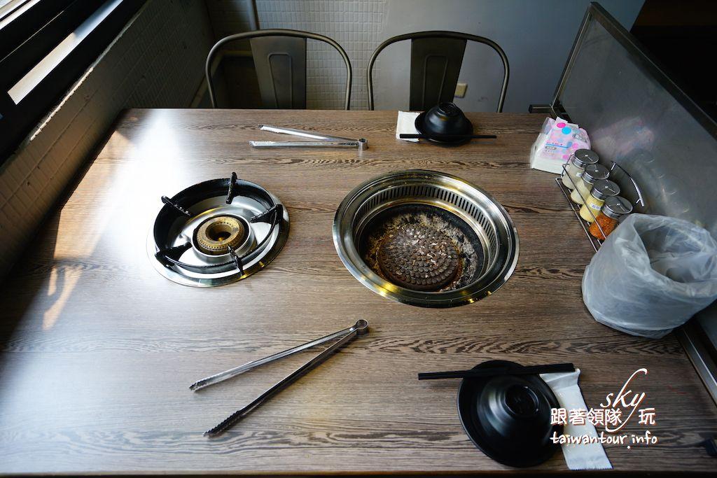 台北西門町吃到飽【上禾町日式燒肉(西門店)】帝王蟹美食推薦