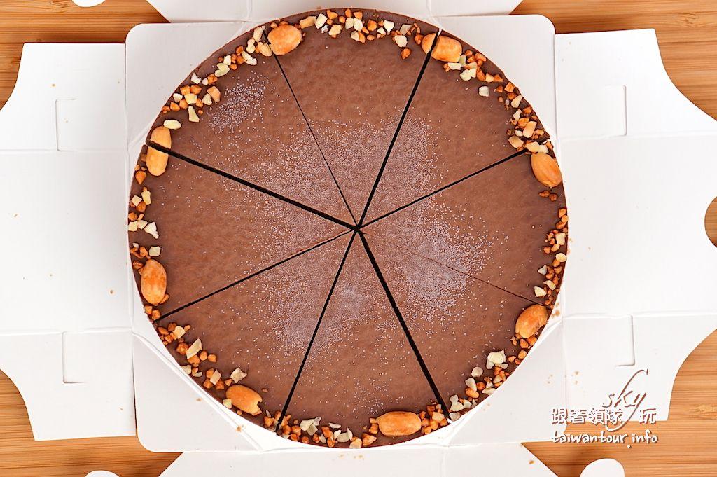 宅配美食推薦-高雄一種蛋糕三種風味【品好乳酪蛋糕】