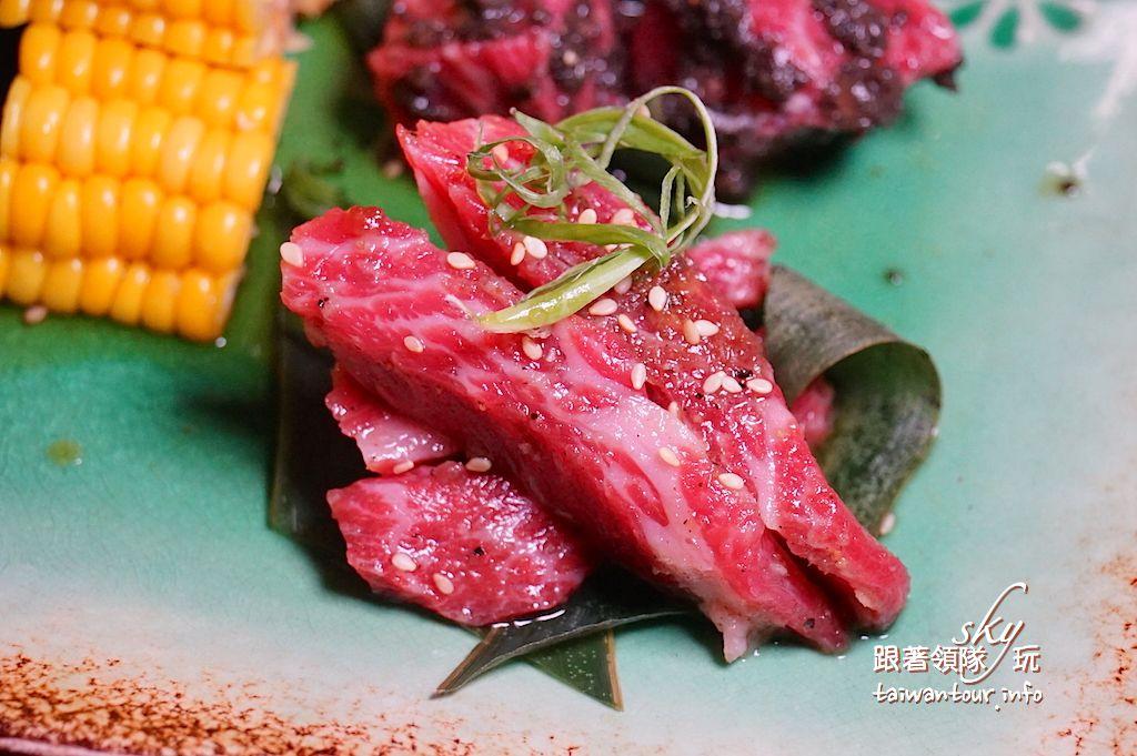 新竹美食推薦-竹北高CP值9+和牛燒肉【吽home炭火燒肉】