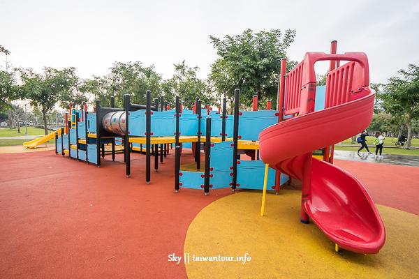 台北.新北【特色公園.學校溜滑梯懶人包】親子旅遊景點