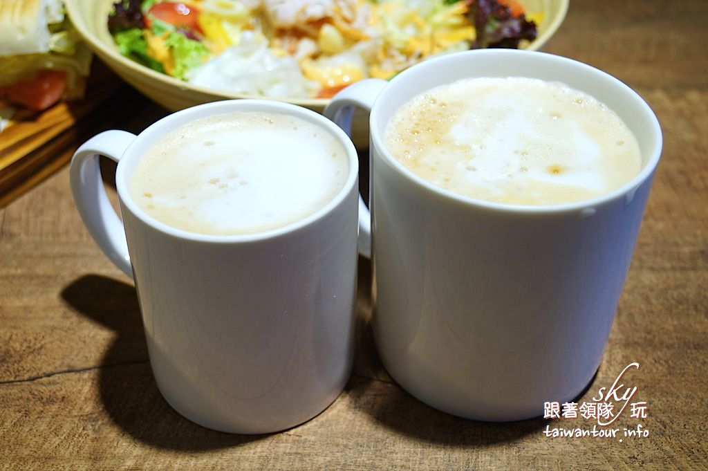 台北美食推薦-中山區高CP值咖啡輕食【Hemera Cafe】(南京復興捷運站)