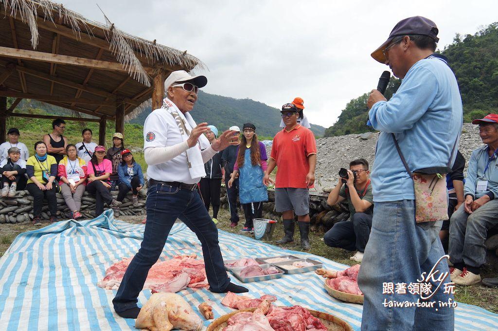 2017台東武陵部落部落工作假期【一起MAPASADU布谷拉夫】第三天
