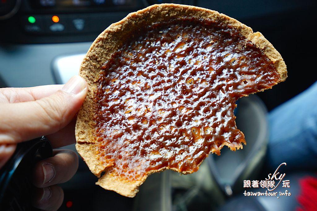 台南美食推薦【阿水伯肉包】安平少見軟椪餅