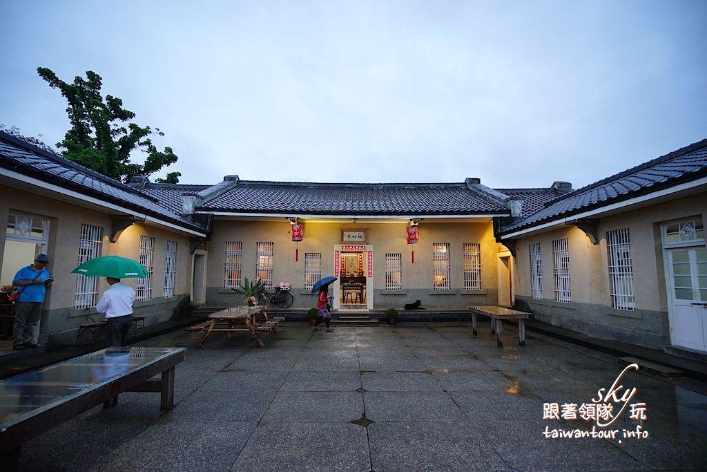 台東景點推薦-卑南王家三合院【國本農場】