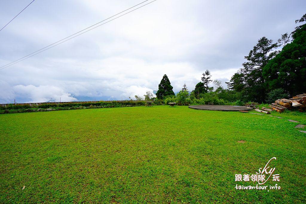 嘉義景點推薦【龍眼林製茶廠。大山自在民宿】梅山竹林祕境