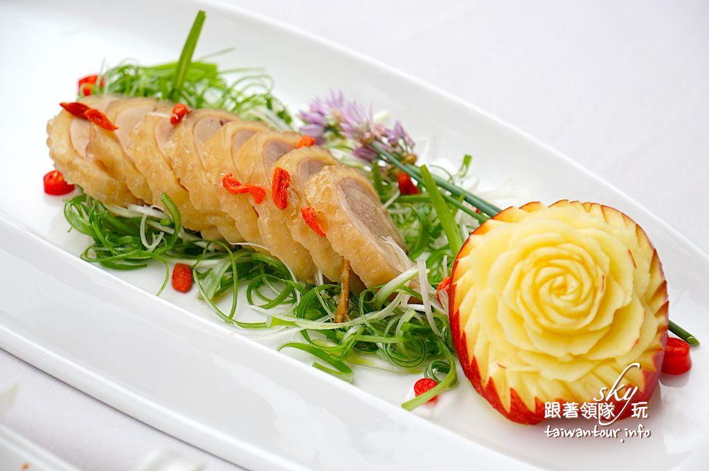 花博園區創意美食花料理【花現美食,花現愛】