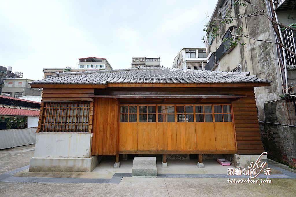 台北景點推薦【新富町文化市場】萬華台灣人和日本人的市場
