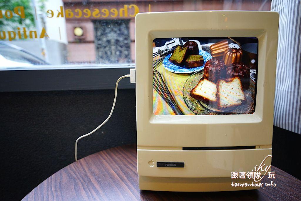 台北美食推薦-大安區隱藏版下午茶【艾樂比台北店】