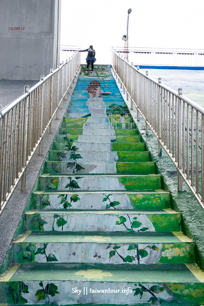 新北親子景點【大臺北都會公園幸運草地景溜滑梯】捷運三重站