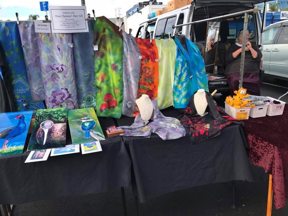 紐西蘭景點推薦-北岸的假日市集【Takapuna Sunday market】