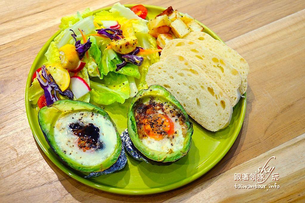 內湖美食推薦-天然健康早午餐【三明治實驗室Naked Deli loves Sandwich】