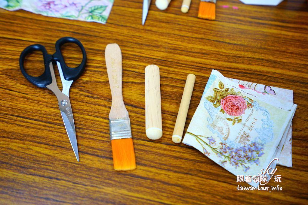 台中【東勢深旅行一日遊】採果.蝶古巴特DIY.巷弄美食