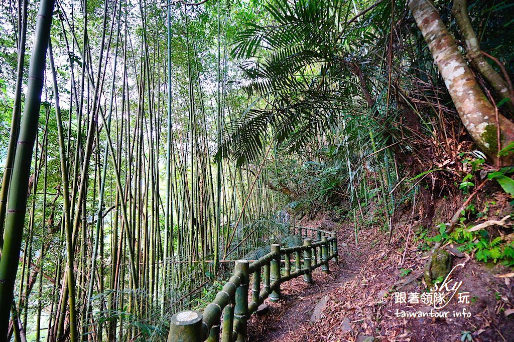 桃園古道【北橫探索秘境小旅行】瀑布一日遊