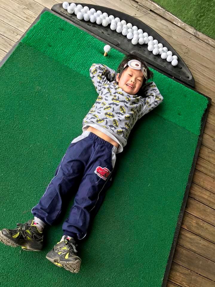 紐西蘭景點推薦-比電影便宜的高爾夫球【JK's WORLD OF GOLF–Driving Range】