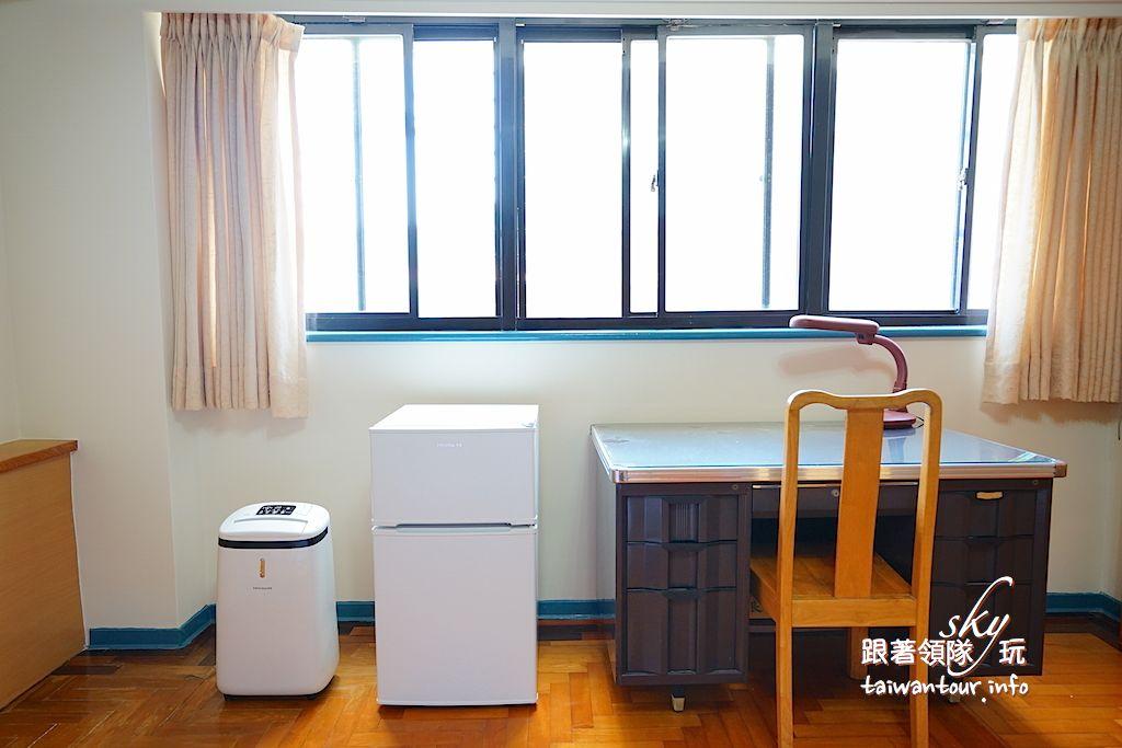 房東套房冰箱推薦【美國Frigidaire】外宿家電.租屋設備雙門小冰箱, 超窄身洗衣機, 節能除濕機