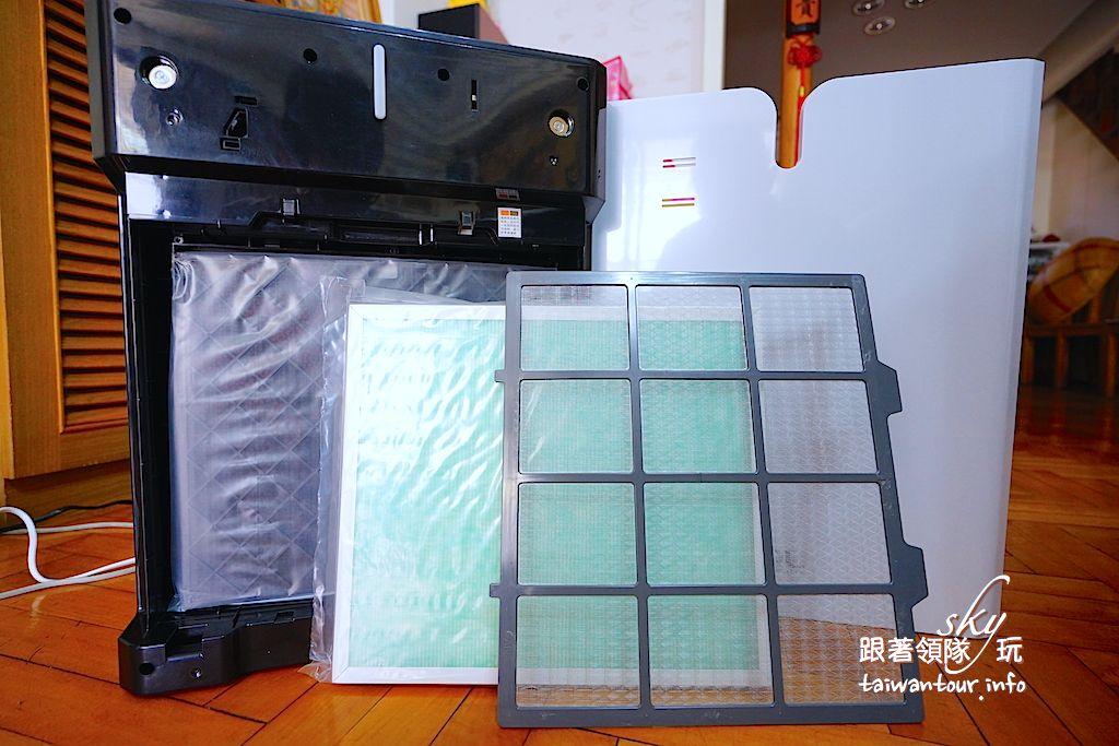 EQL寶貝健康組體驗:【智能小管家+PM2.5偵測器+空氣清淨機】