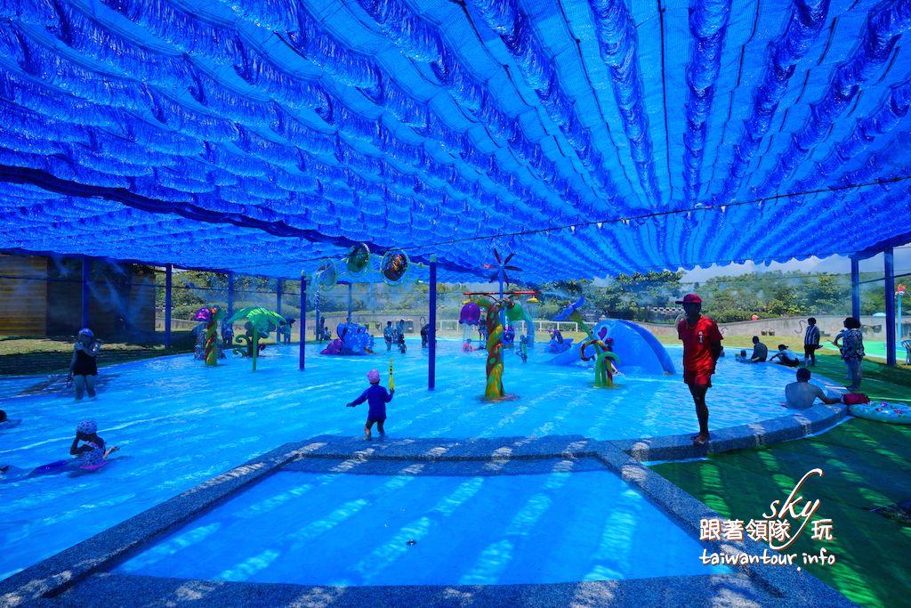 2020花蓮吉安免費玩水【知卡宣綠森林親水公園】親子景點.旅遊推薦.開放時間