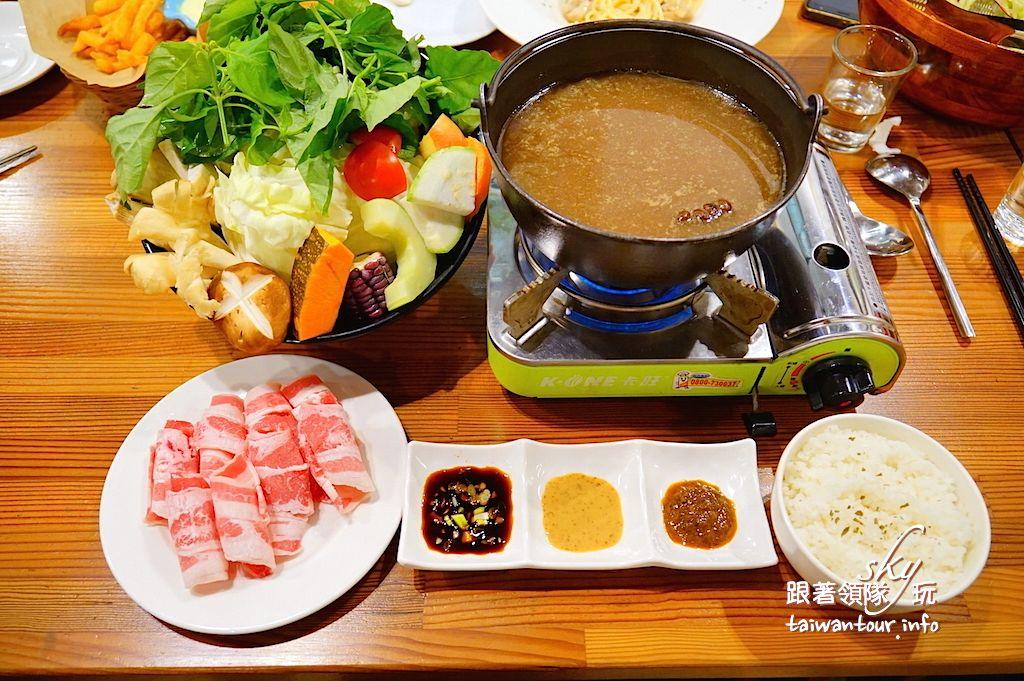 花蓮市美食推薦【珈琲舖子】在地人文青必訪.午.晚餐.菜單