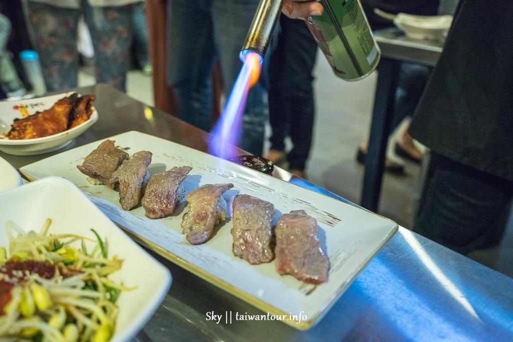 台北美食推薦-西門町韓式燒烤【新麻蒲海鷗 2 號】