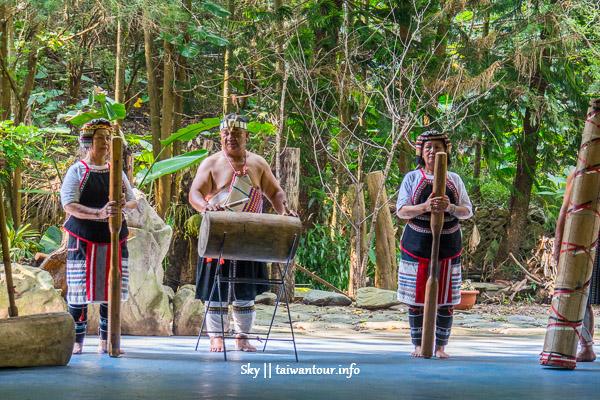 南投景點推薦【達瑪巒文化藝術團】信義鄉布農族八部合音