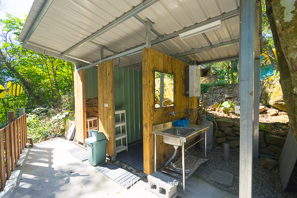 南投住宿推薦【山裡面的嵐卡】信義鄉有寶藏的露營區
