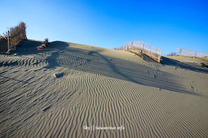 桃園景點推薦-觀音區台版撒哈拉沙漠【草漯沙丘】