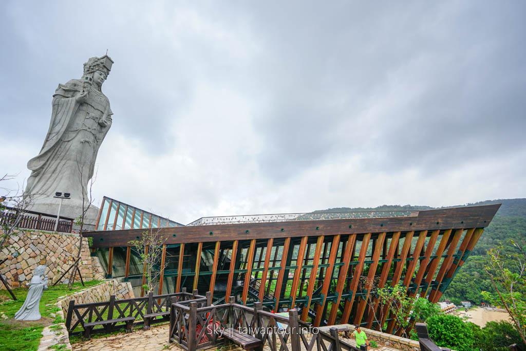 馬祖景點推薦-南竿那些年,我們一起瘋的【媽祖宗教文化園區】
