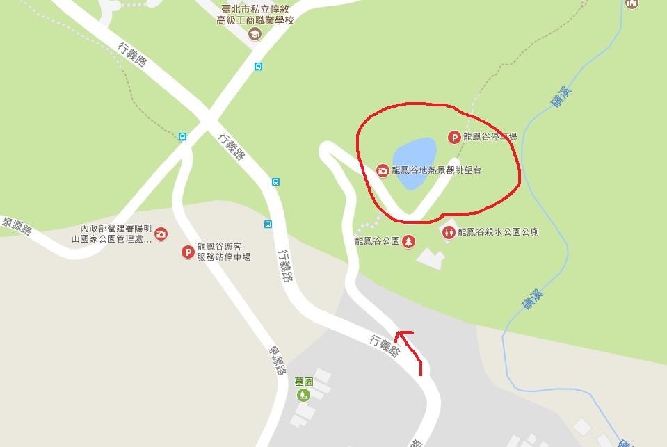北投景點推薦【龍鳳谷公園】紗帽山拍婚紗聖地