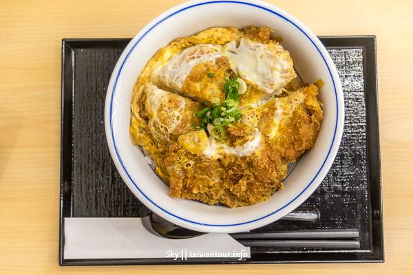 台北美食推薦【吉豚屋|中華店】日本最大連鎖豬排店