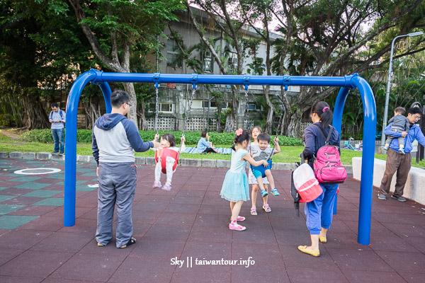 台北景點推薦-沙池.溜滑梯親子旅遊【二二八和平紀念公園】