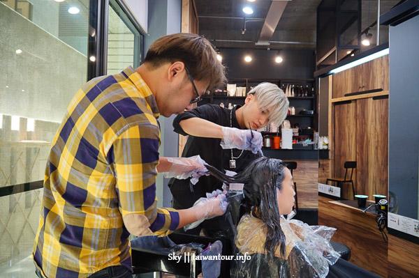 台中染髮推薦-逢甲夜市手法舒服的髮廊【VS Hair】