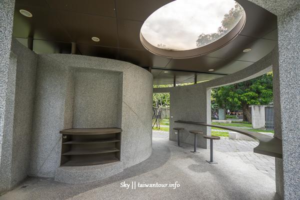 台中景點推薦【台中文學館】西區日式建築.街道
