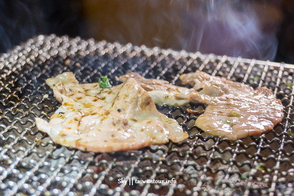 台北燒肉吃到飽【馬太郎日式燒肉】中山區美食推薦