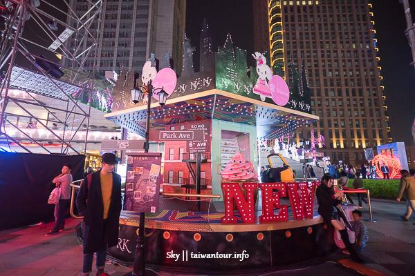 【2017信義區聖誕節活動懶人包】跟著領隊sky這樣玩