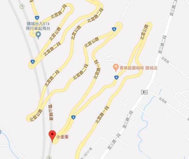宜蘭景點推薦-看見頭城【九彎十八拐北宜公路】