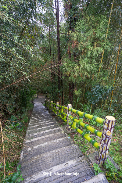 桃園景點推薦【義興吊橋】復興秘境200公尺長