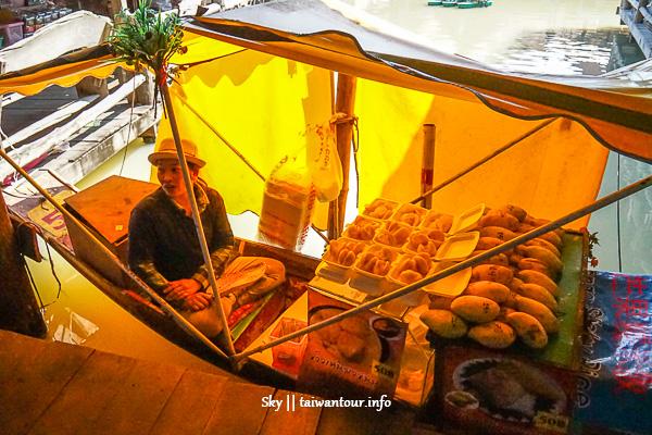 泰國景點推薦- 芭達雅美食中心【四方水上市場Pattaya Floating Market】