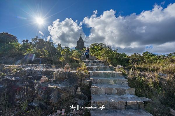 柬埔寨景點推薦-貢布上世紀建築遺跡【波哥山國家公園Phnum Bokor National Park】