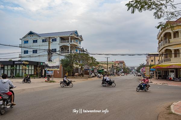 柬埔寨景點推薦-貢布湄公河畔民宿【Natural Bungalows Restaurant and Bar】