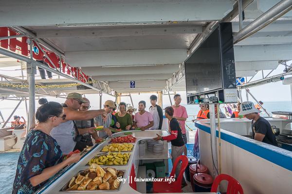 【柬埔寨深度.快樂船六天五夜】第三天:西港-跳島高龍三島