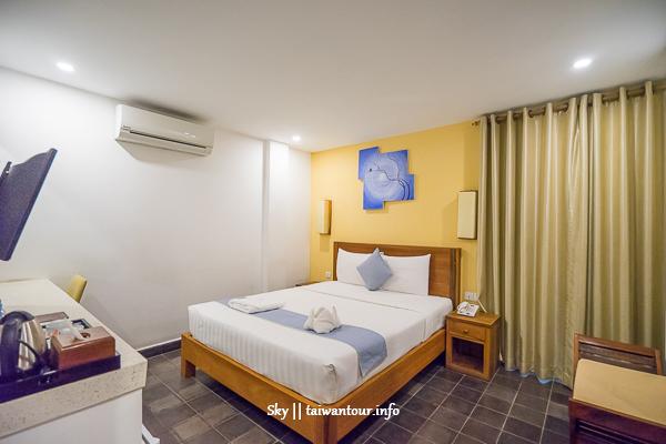 柬埔寨住宿推薦-金邊平價設計旅店【HOME CHIC HOTEL】