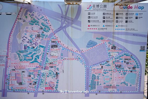 【花博公園美術園區舞蝶共融遊戲場】台北親子景點中山區