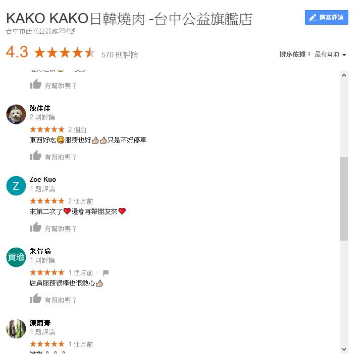 2020網路口碑行銷【部落客邀稿.體驗】餐廳負評解決案例